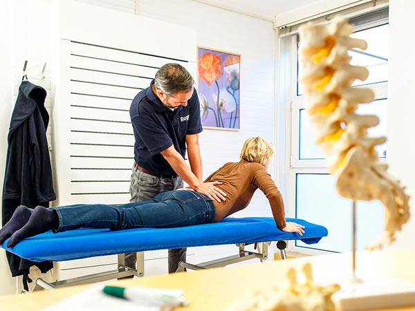 Behandeling Mechanische diagnose en therapie